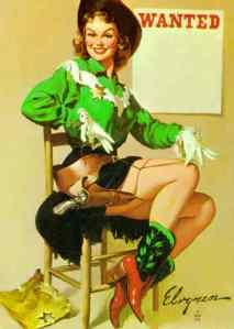 green-cowgirl