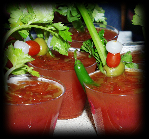 Beautiful Bloody Marys