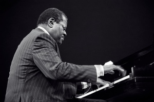 Late Great Jazzman, Oscar Peterson