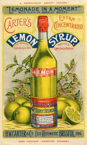 lemon-syrup